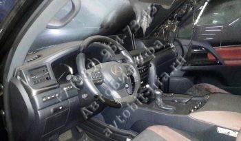 2016 Lexus LX570 5.7АТ полный