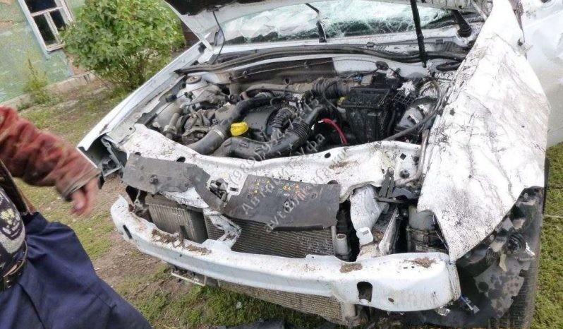 2018 Renault Duster 1.5d MT полный