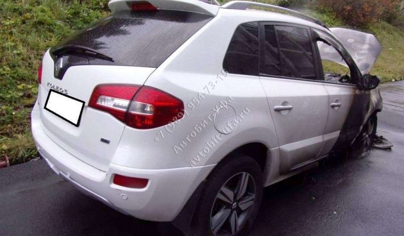2013 Renault Koleos 2.5AT полный