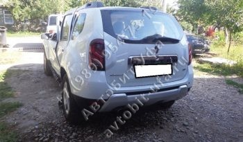 2017 Renault Duster 2.0MT полный