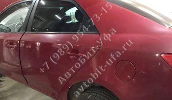 2012 Kia Cerato 1.6MT полный